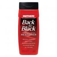 Back-to-Black nabłyszczanie konserwacja plastików