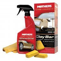 Auto detailing Zestaw Clay Bar System - glinka do oczyszczania lakieru