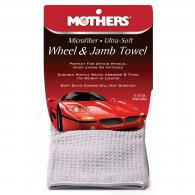 Microfiber ● Ultra-Soft Wheel & Jamb Towel