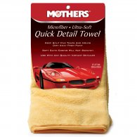 Mothers Microfiber ● Ultra-Soft Quick Detail Towel