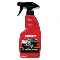 Mothers All Chrome Quick Polish 355ml