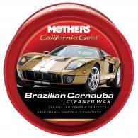 Mothers Carnauba Cleaner wax wosk z formułą oczyszczająca lakier