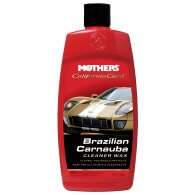 Mothers Carnauba Cleaner Wax 473ml - wosk carnauba