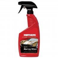 Mothers Spray Wax szybki wosk hydro