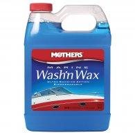 Mothers® Marine Wash'n Wax szampon mycie łodzi jachtów skuterów wodnych