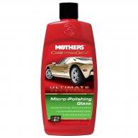 Autokosmetyki Mothers Micro Polishing Glaze 473ml podkład pod wosk