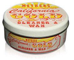 Pierwszy autokosmetyk do lakieru Cleaner & Wax