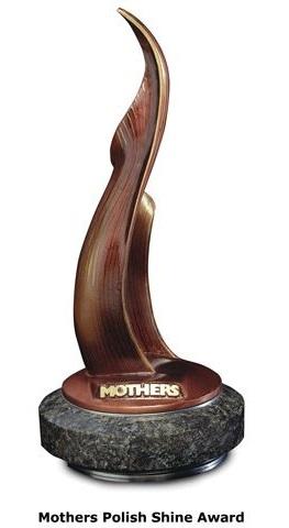 Mothers historyczny autokosmetyk Cleaner & Wax